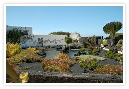 Lanzarote places of interest