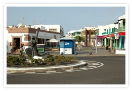 playa blanca is close to villa Lanzarote